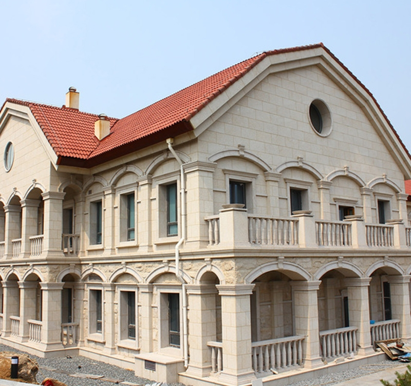 威海市海军疗养院(外墙)