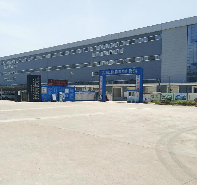 重庆铁路保税物流中心一期B地块7冻库聚氨酯喷涂保温工程